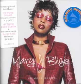 NO MORE DRAMA BY BLIGE,MARY J. (CD)