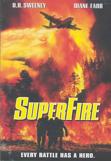 SUPER FIRE BY SWEENEY,D.B. (DVD)
