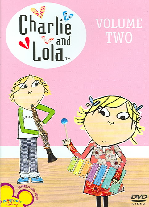 CHARLIE & LOLA:VOLUME 2 BY CHARLIE & LOLA (DVD)